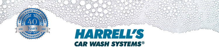 Harrells Car Wash Header