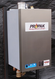 PROPAK TM Ultra High Efficiency Boilers