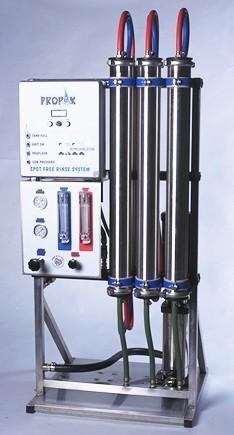 PROPAK Spot Free Rinse System