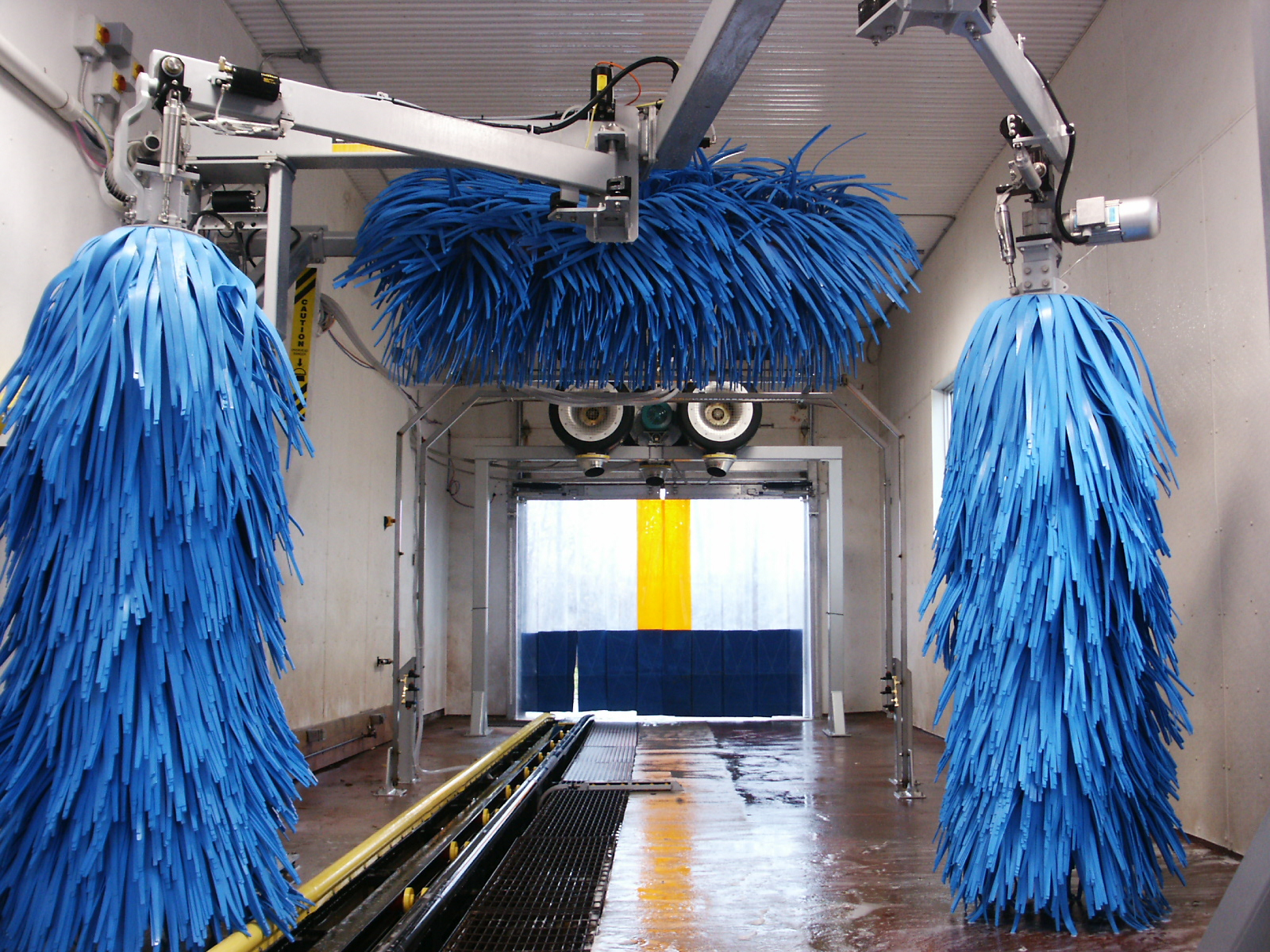 Tunnel Systems - Harrell's Car Wash Systems