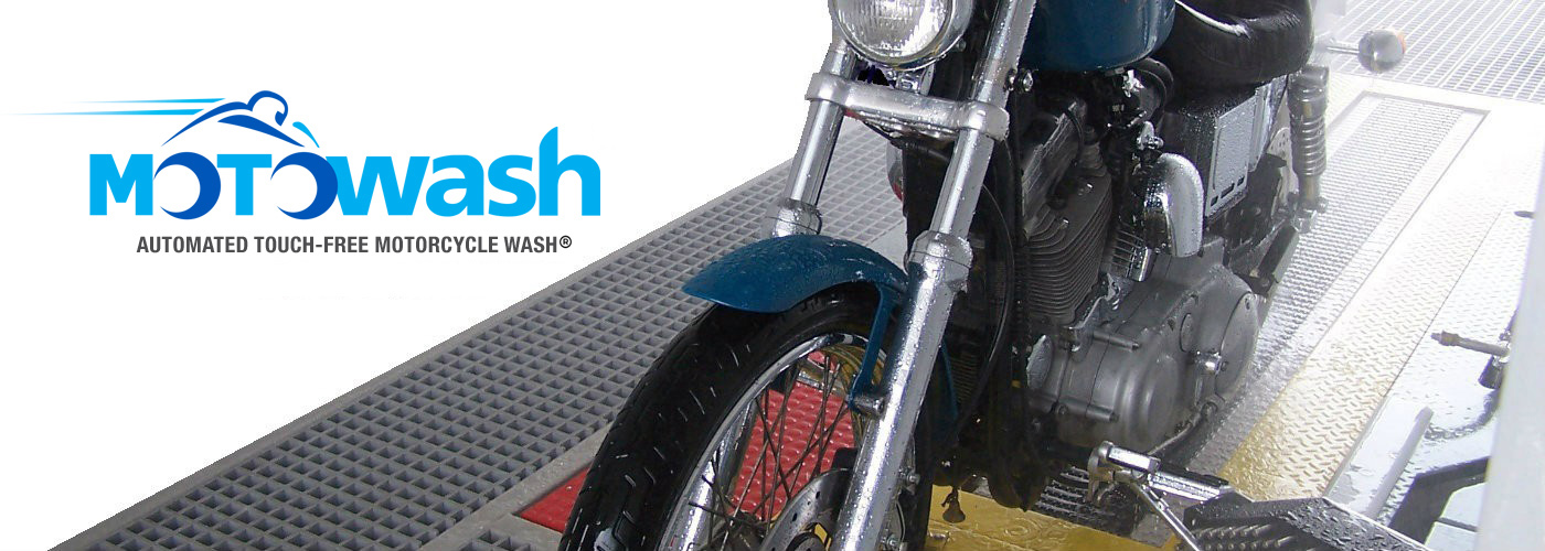 Moto wash automated motorcycle wash harrells car wash systems moto express wash solutioingenieria Image collections