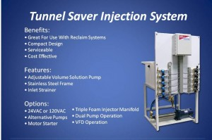 tunnel saver inject