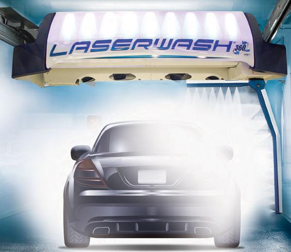 LaserWash Series 360 Plus