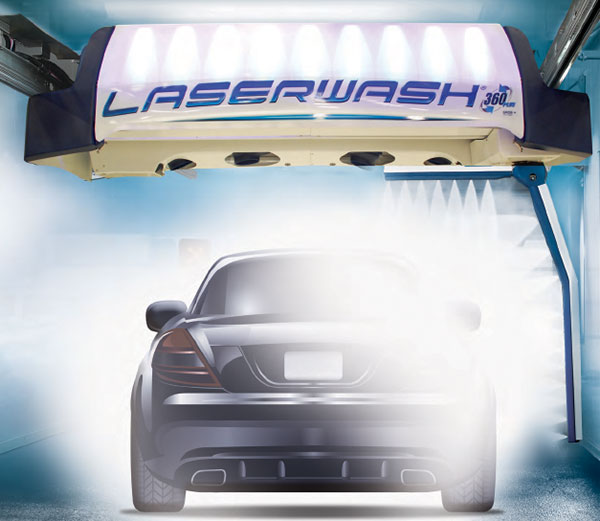 Laserwash 174 Series 360 Plus Harrell S Car Wash Systems