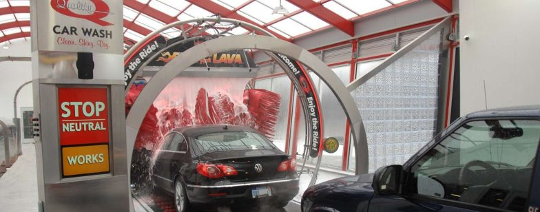 Tommy Car Wash Entrance Module Harrell S Car Wash Systems