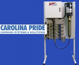 Carolina Pride Solution Dispensing System