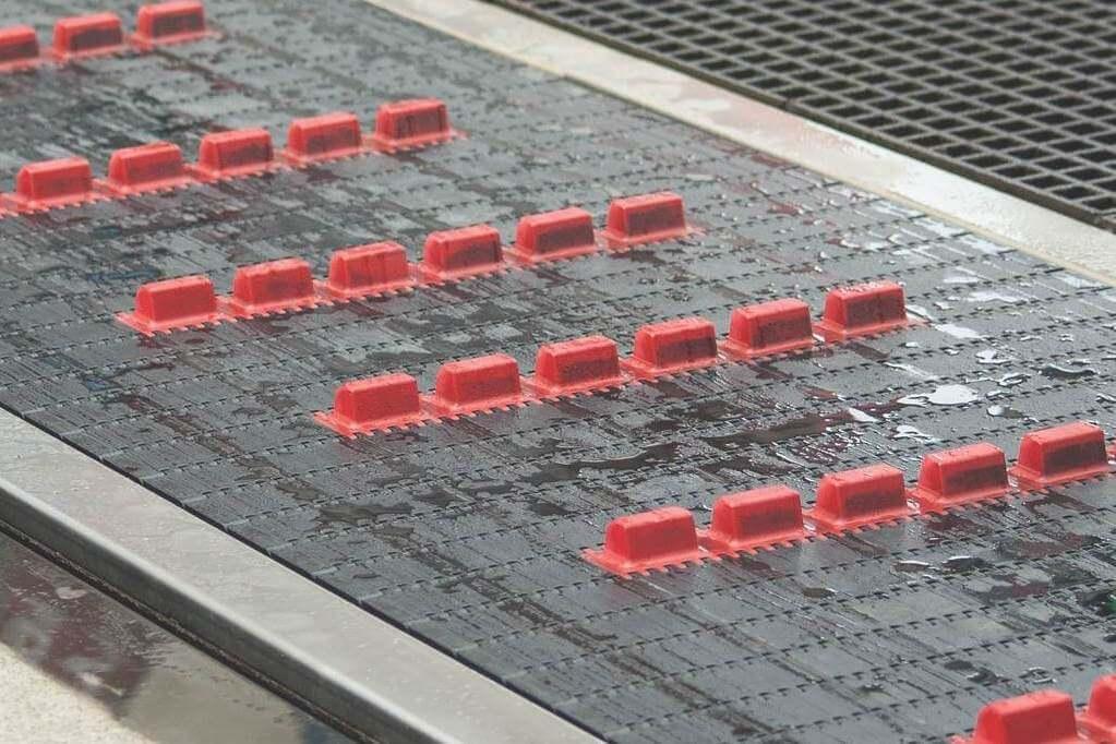 Transporter Dual Belt Conveyor