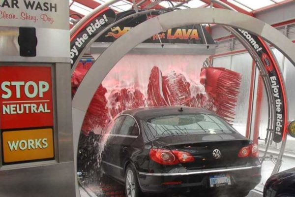 Tunnel Options - Harrell's Car Wash Systems