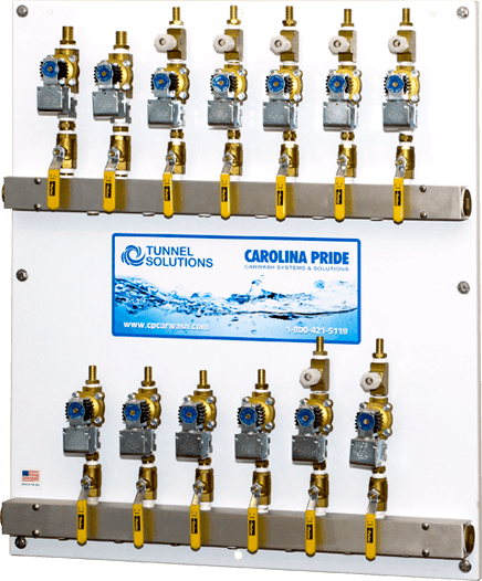 Carolina Pride Fluid Management System