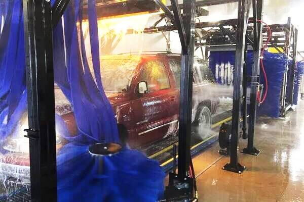 Sonny's Car Wash Tunnel System Options