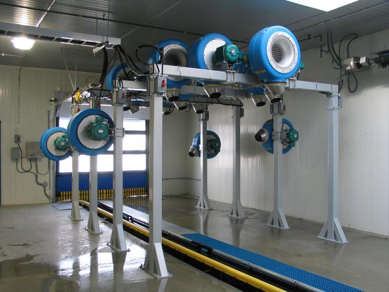 MacNeil Tech 21 Advanced Drying System