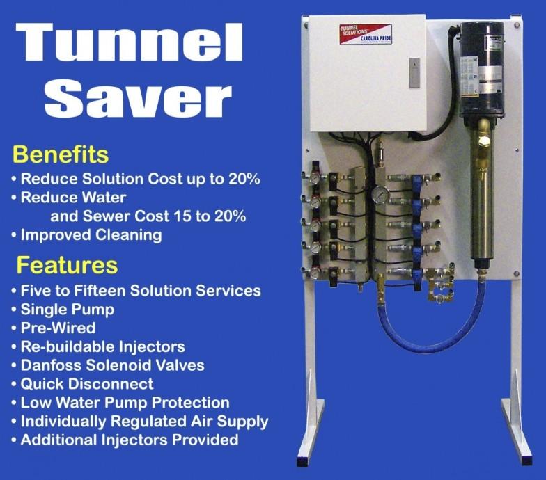 Carolina Pride Tunnel Saver
