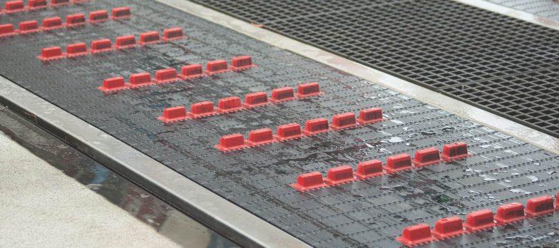 Tommy Car Wash Transporter Dual Belt Conveyor