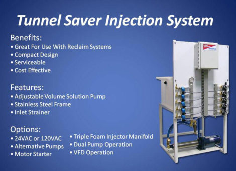 Carolina Pride Tunnel Saver Injection System