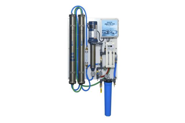 Super Flo-R.O. Spot Free Rinse System