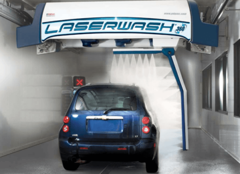 LaserWash® Series 360™ Plus