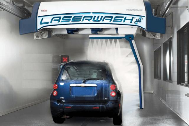 LaserWash® Series 360™ Plus