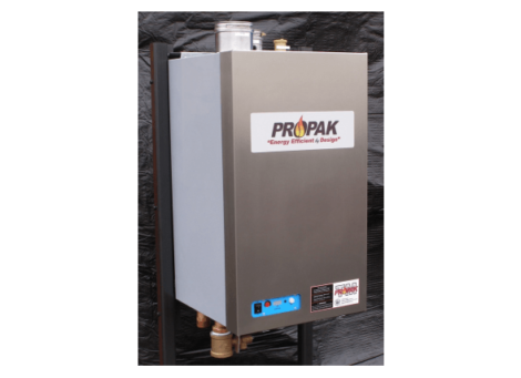PROPAK® TM Ultra High Efficiency Boilers